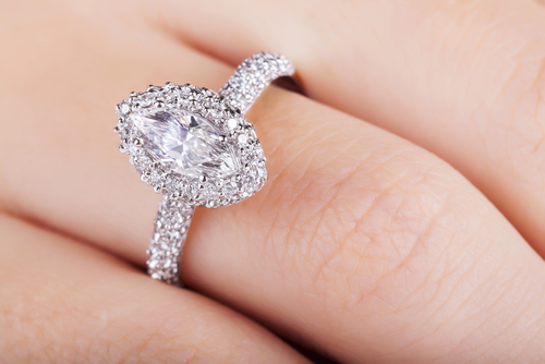 Five Most Expensive Royal Family Engagement Rings Radiant Cut Baguettes